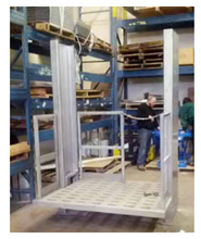 Load image into Gallery viewer, Stainless Steel Air Powered Work Positioner - Superlift Material Handling