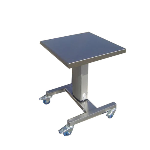 Stainless Steel Electric Portable Table