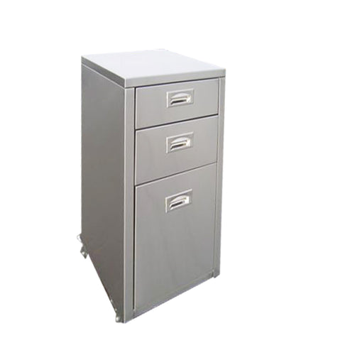 Stainless Steel Filing Cabinet