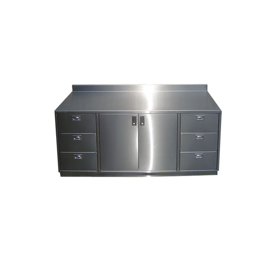Stainless Steel Portable Cabinet
