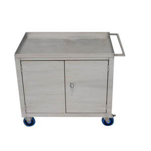 Stainless Steel Portable Cart