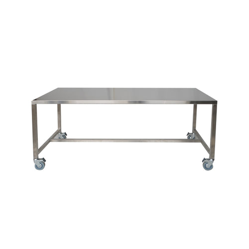 Stainless Steel Portable Table