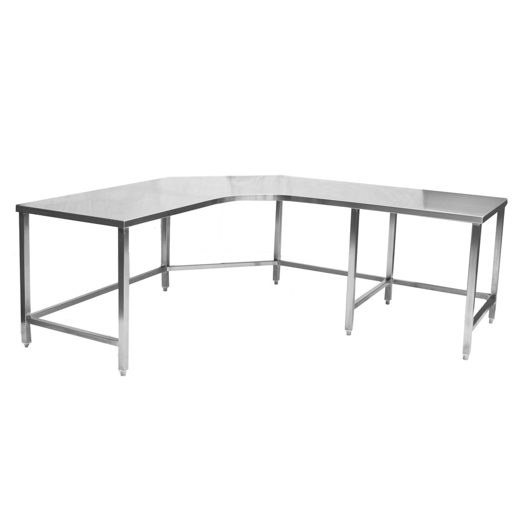 Stainless Steel Stationary Lift Table