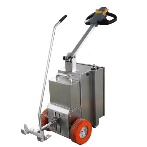 Stainless Steel Tugger - Superlift Material Handling