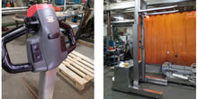 Load image into Gallery viewer, Stainless Steel Movable Mast Reach Truck