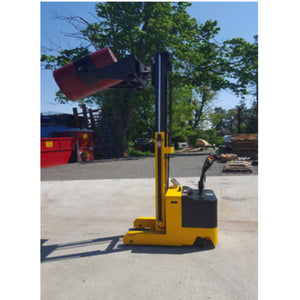 Drum Dumpers for Steel, Plastic and Fiber Drums