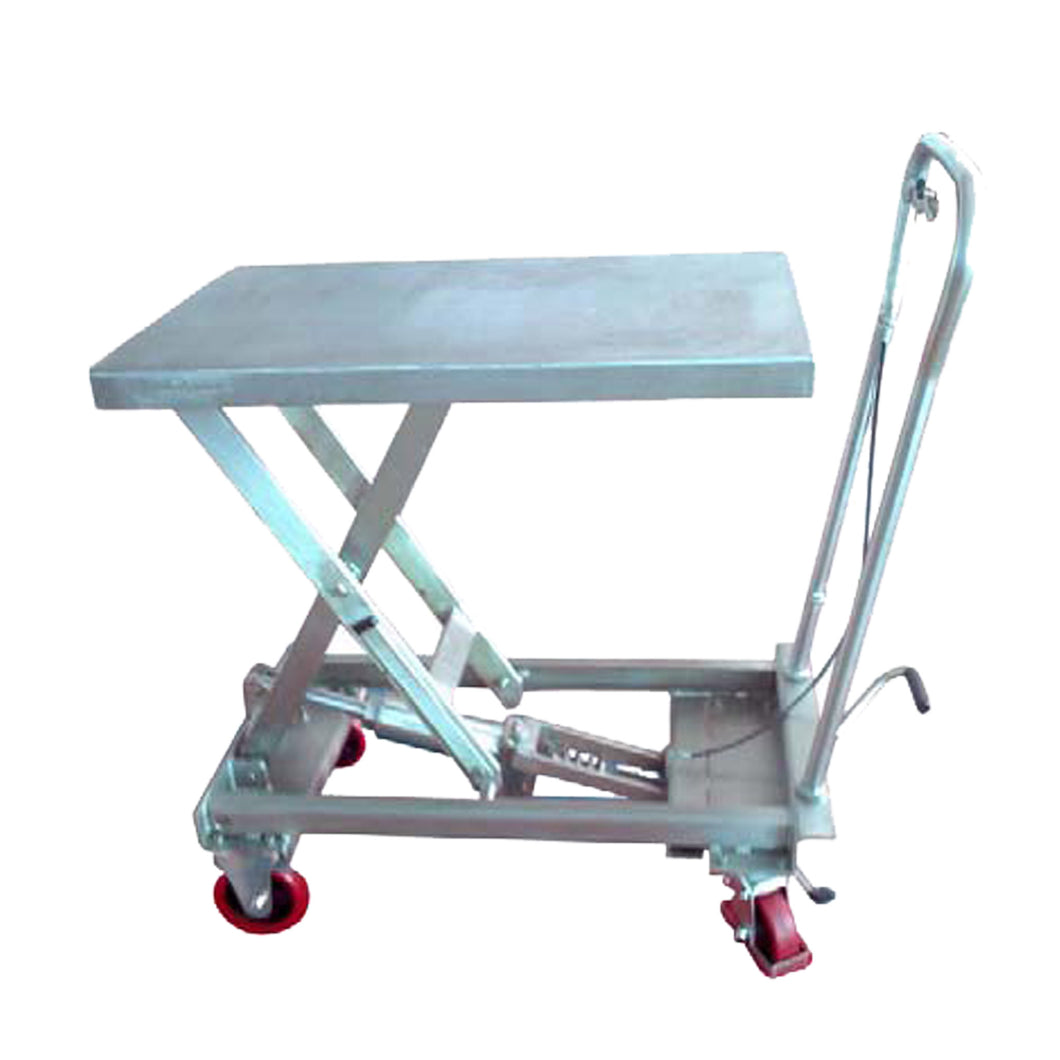 Stainless Steel Economy Lift Tables
