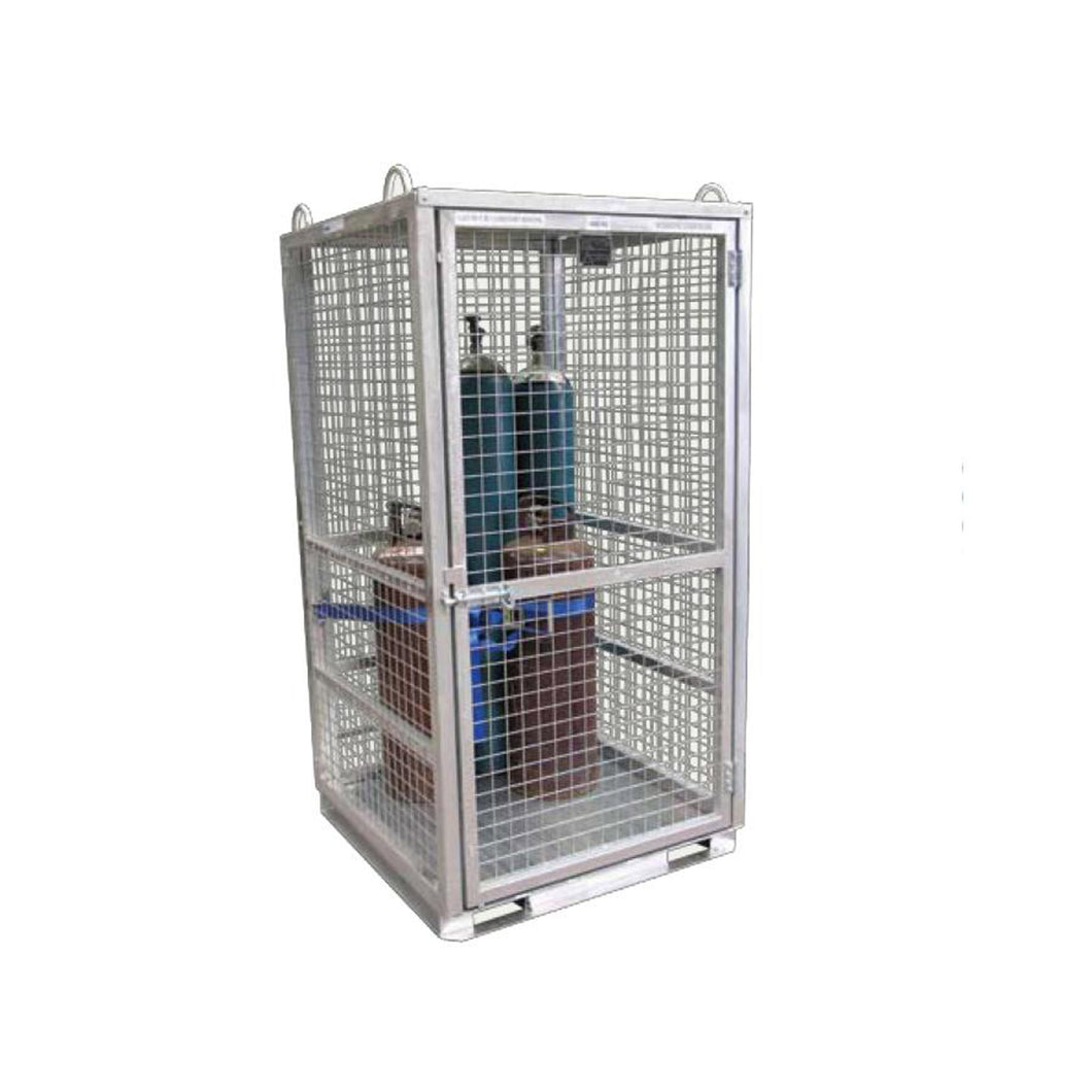 Gas Cylinder Trolly
