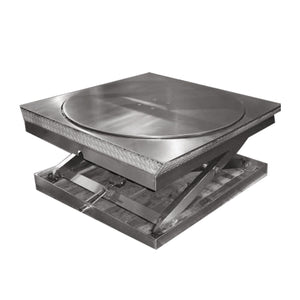 Stainless Steel Low Profile Table