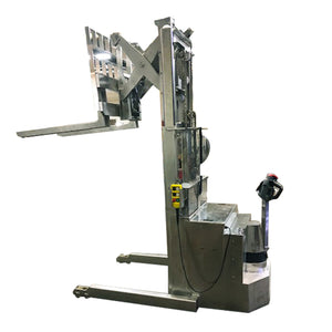 Stainless Steel Reach Truck