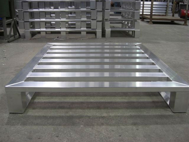 Stainless Steel Food Grade Pallets