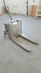 Stainless Combo Tilters - Superlift Material Handling