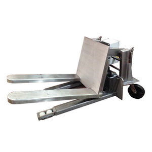 Stainless Steel Portable Tote Tilter & Straddle Tote Tilter