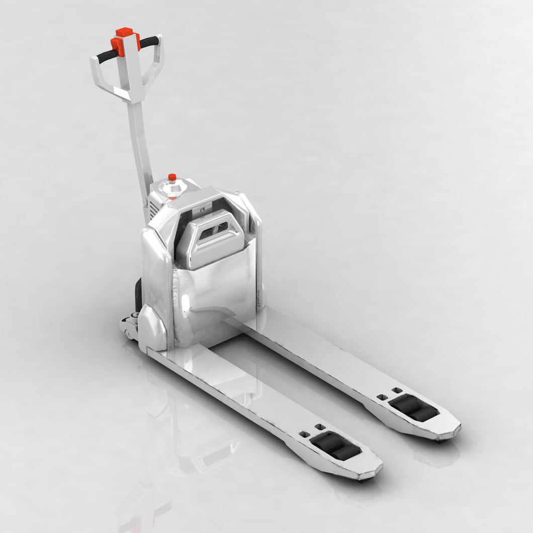 Stainless Steel Uplift Pallet Trucks