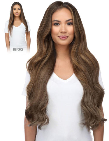 "Magnifica 240g 24"" Clip In Hair Extensions"