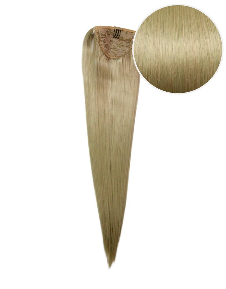 "Faux Wrap Ponytail 180g 24"" Ash Blonde (60)"