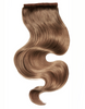 "BELLAMI It's A Wrap Ponytail 20"" 100g  Chestnut Brown (#6) Human Hair"