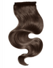 "BELLAMI It's A Wrap Ponytail 16"" 80g Chocolate Brown (#4) Human Hair"