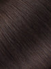 "Bambina 160g 20"" Mochachino Brown Hair Extensions (#1C)"
