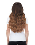 "Magnifica 240g 24"" Almond Brown (7) Hair Extensions"