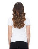 "Piccolina 120g 18"" Almond Brown (7) Hair Extensions"
