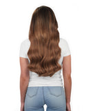 Bellissima 220g 22'' Chestnut Brown (6) Hair Extensions