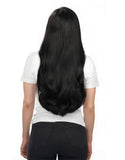 "Bambina 160g 20"" Jet Black Hair Extensions (#1)"