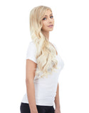 "Magnifica 240g 24"" Platinum Blonde Hair Extensions (80)"
