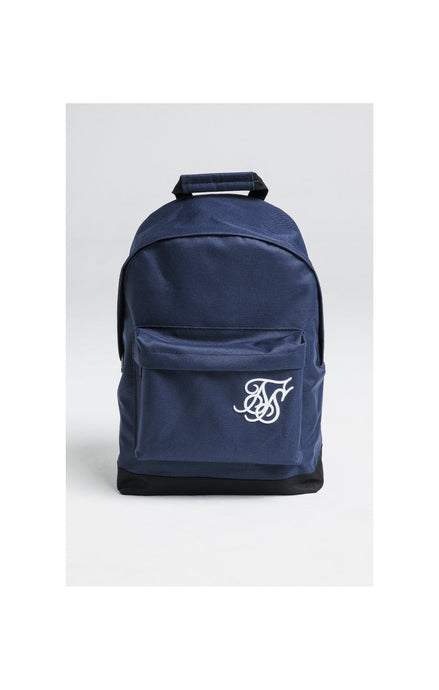 SikSilk Pouch Backpack – Navy Blue