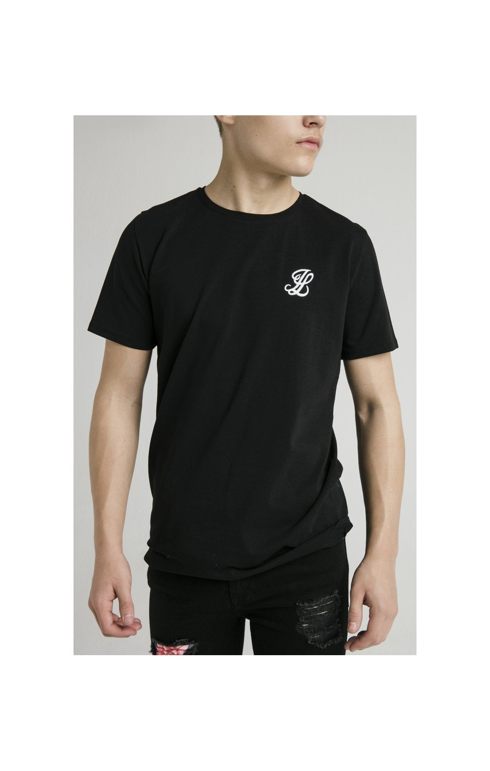 Load image into Gallery viewer, Illusive London S/S Core Tee - Black
