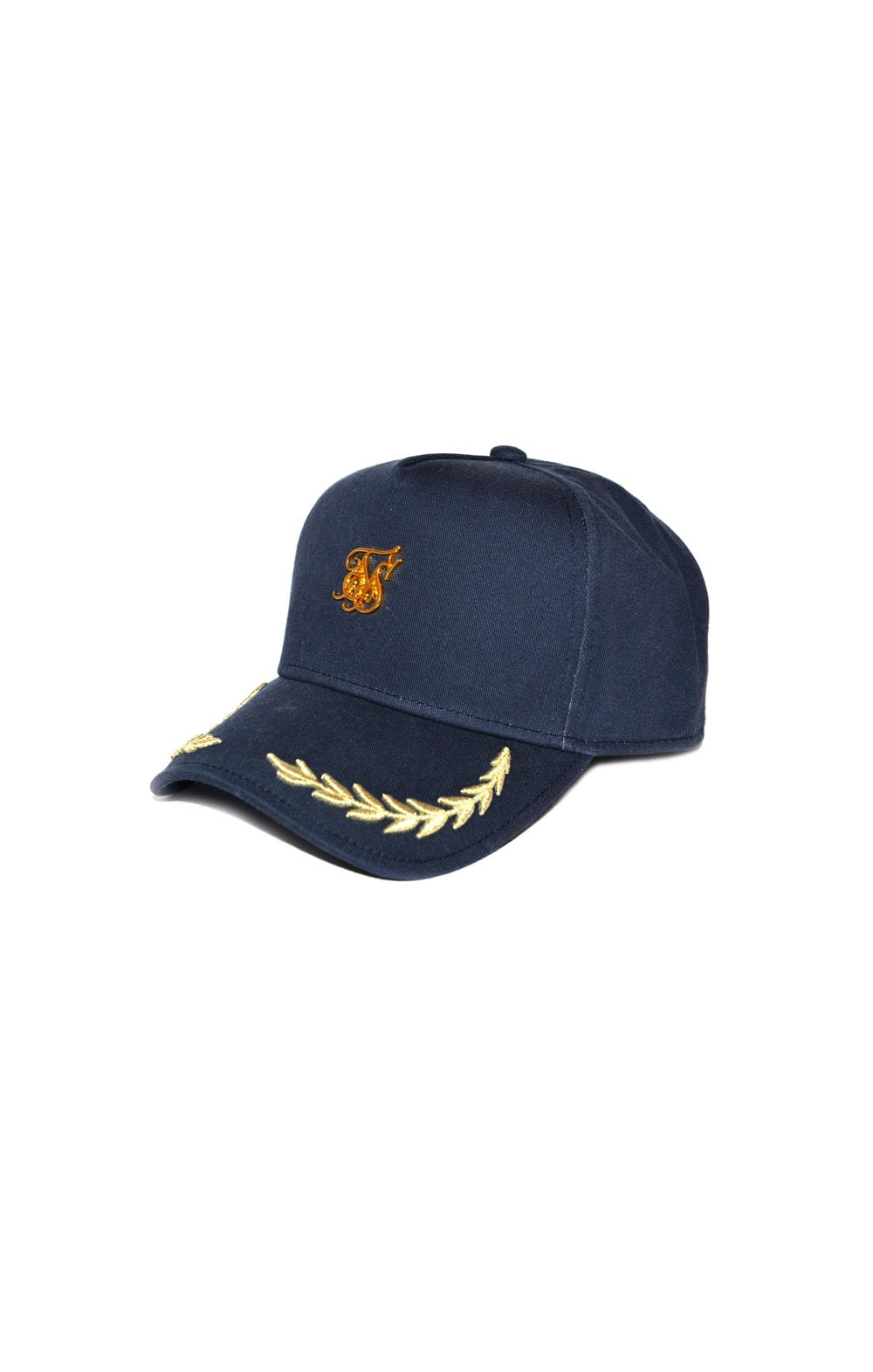 Load image into Gallery viewer, SikSilk Washed Cotton Trucker - Navy