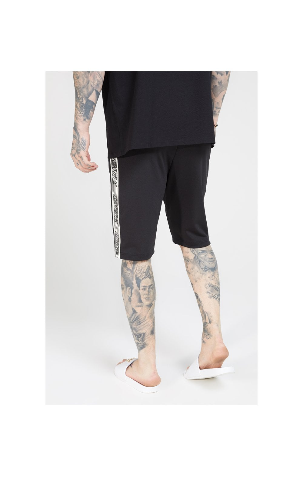 Load image into Gallery viewer, SikSilk Zonal Runner Shorts - Black (3)