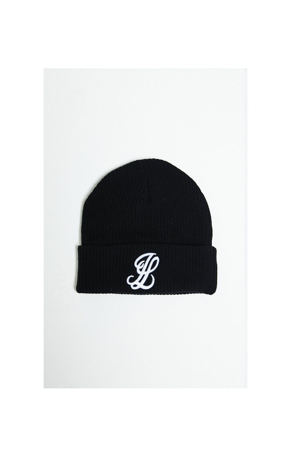 Illusive London Rib Beanie - Black