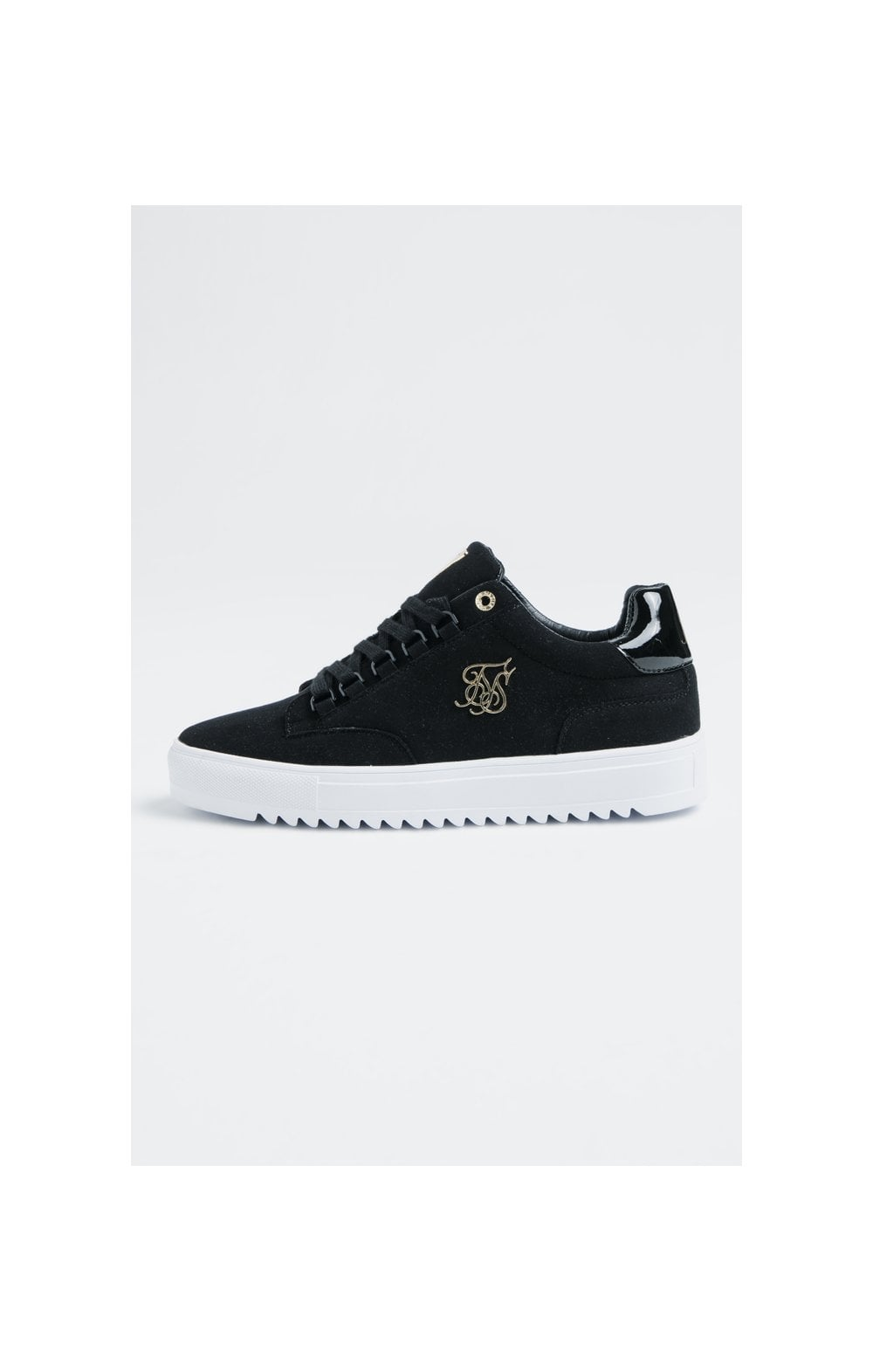 SikSilk Element Suede – Black