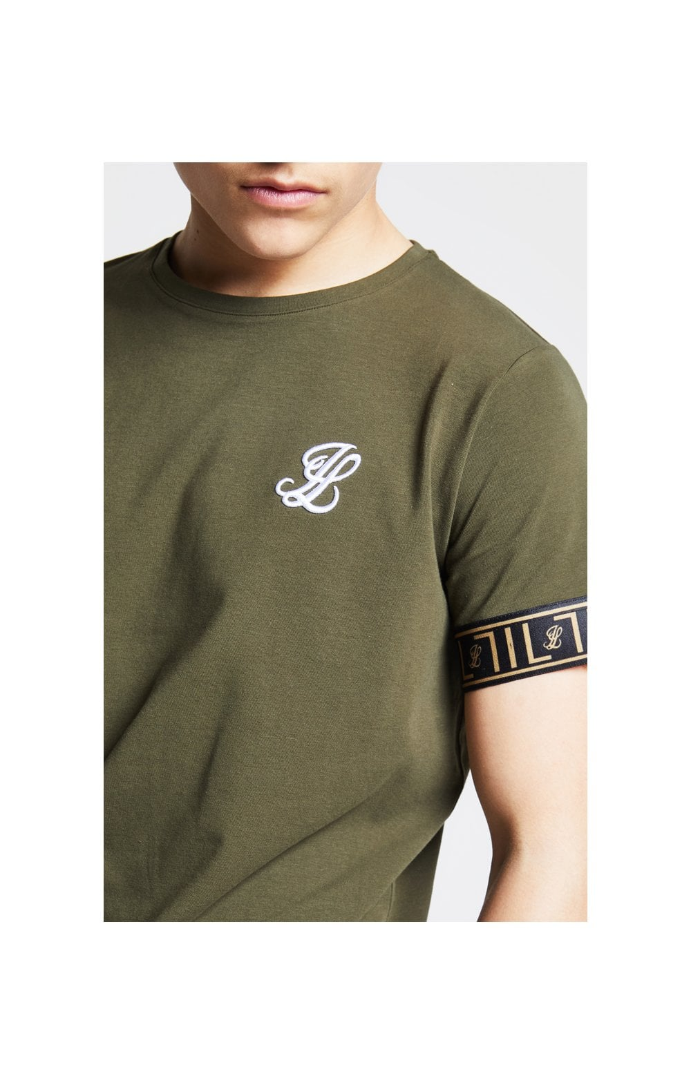 Illusive London Tech Tee - Khaki