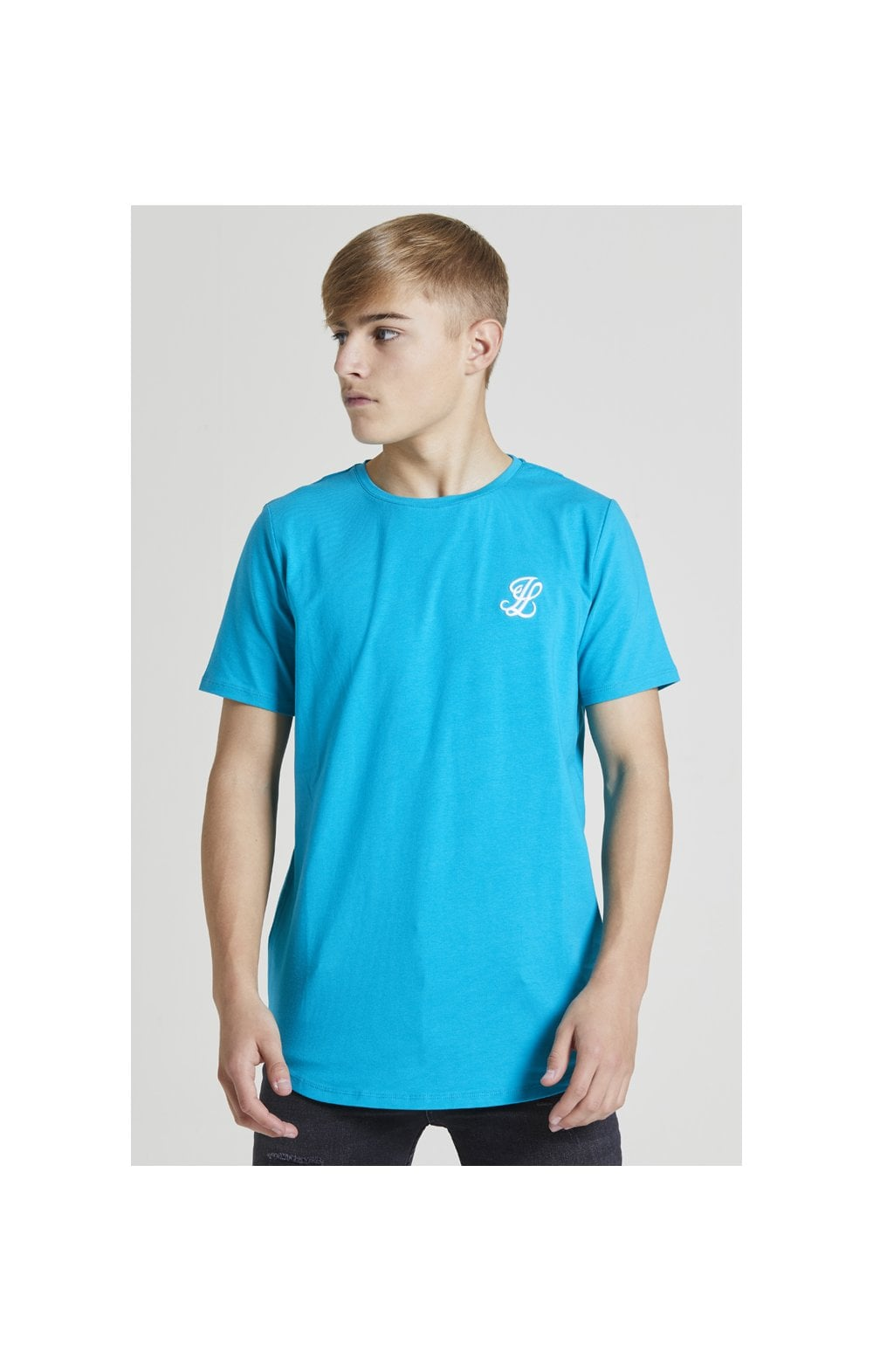 Load image into Gallery viewer, Illusive London Core Tee - Teal Green (1)