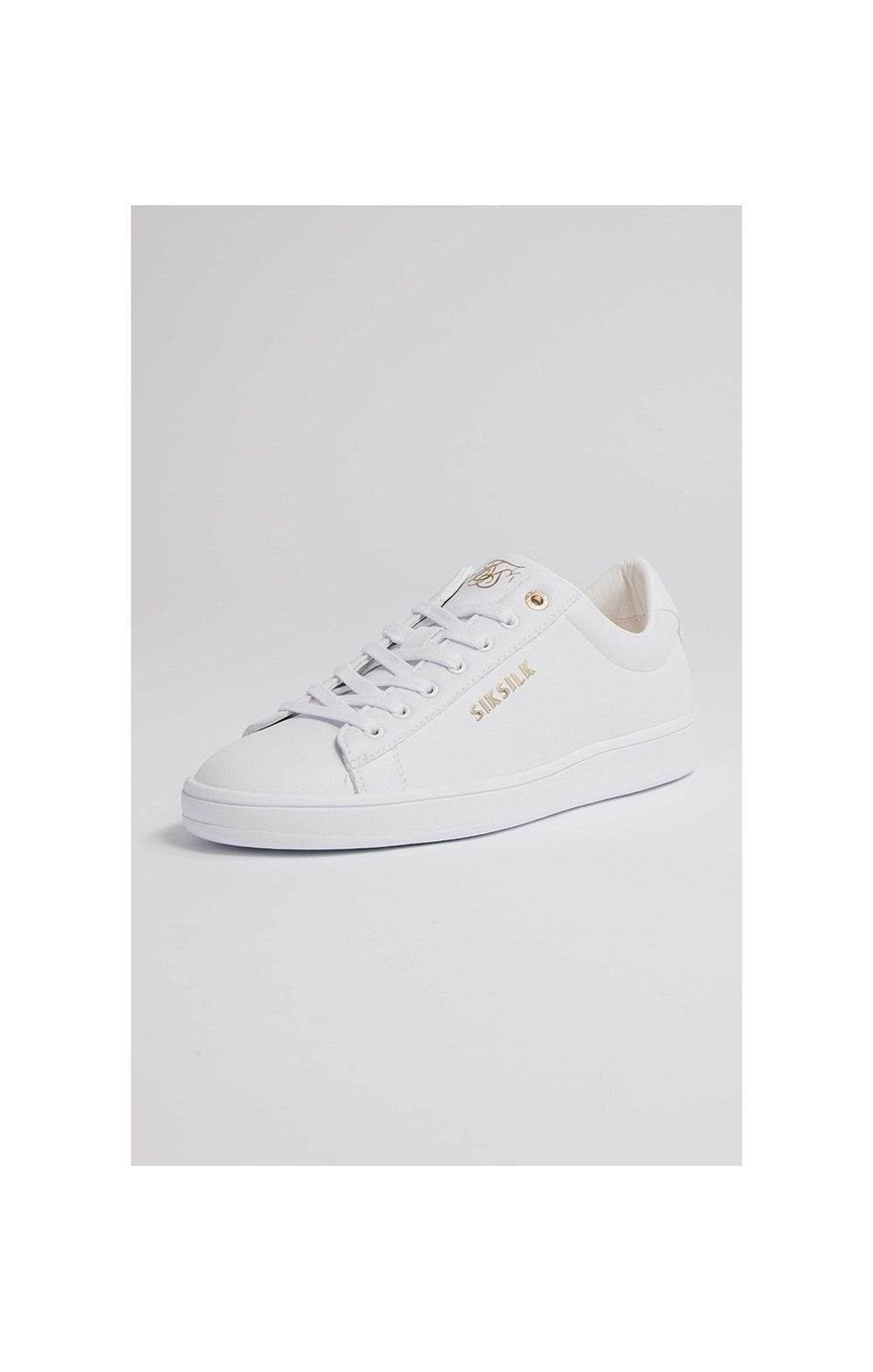 SikSilk Elite - White Patent