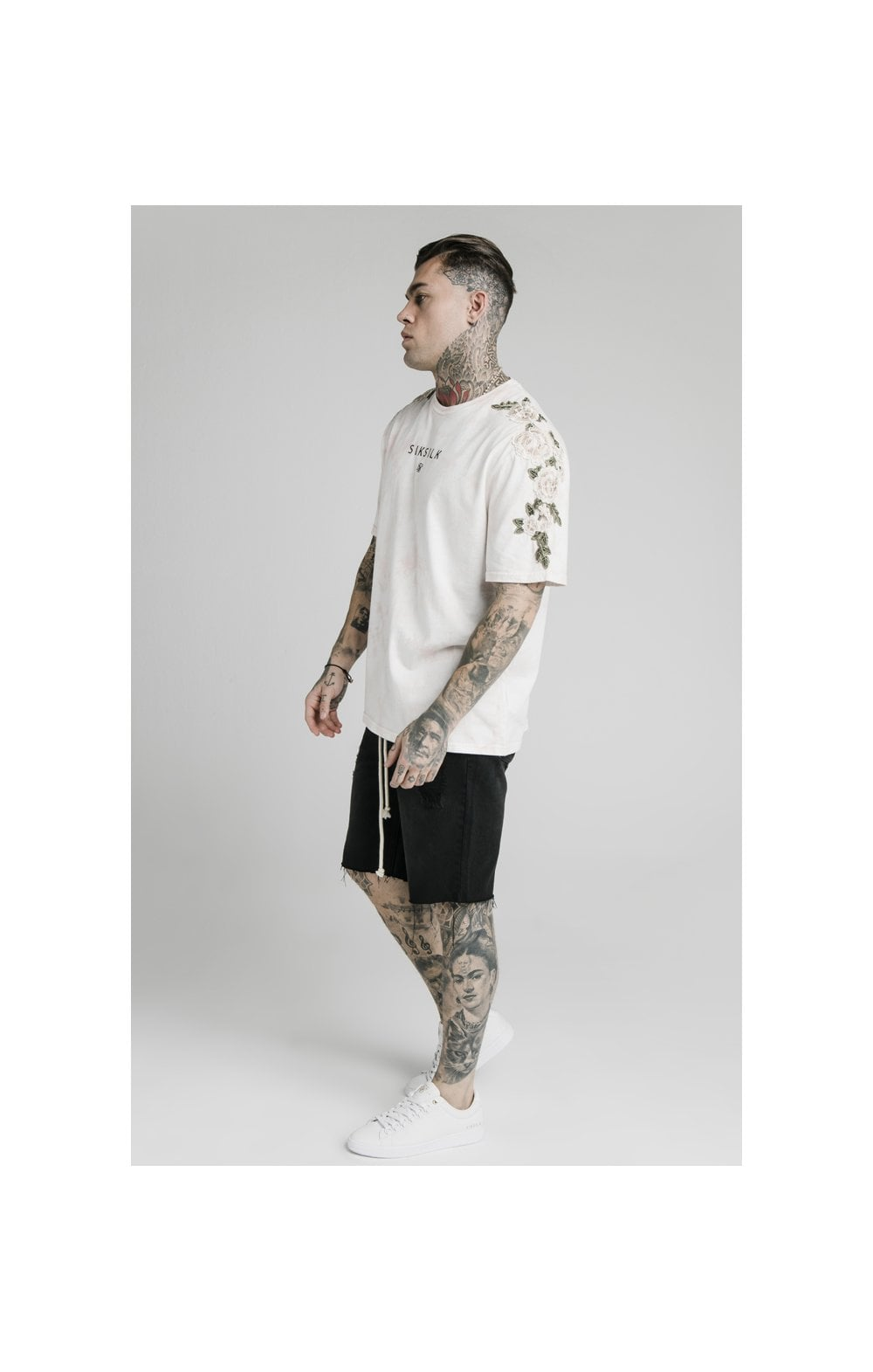 Load image into Gallery viewer, SikSilk S/S Essential Tee - Pink (3)