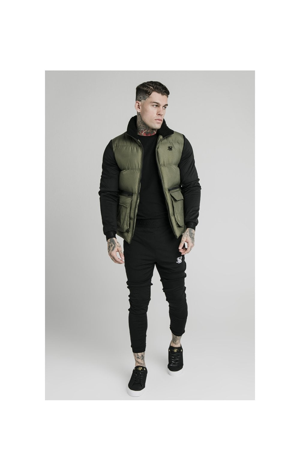 Load image into Gallery viewer, SikSilk Neo Instinct - Khaki
