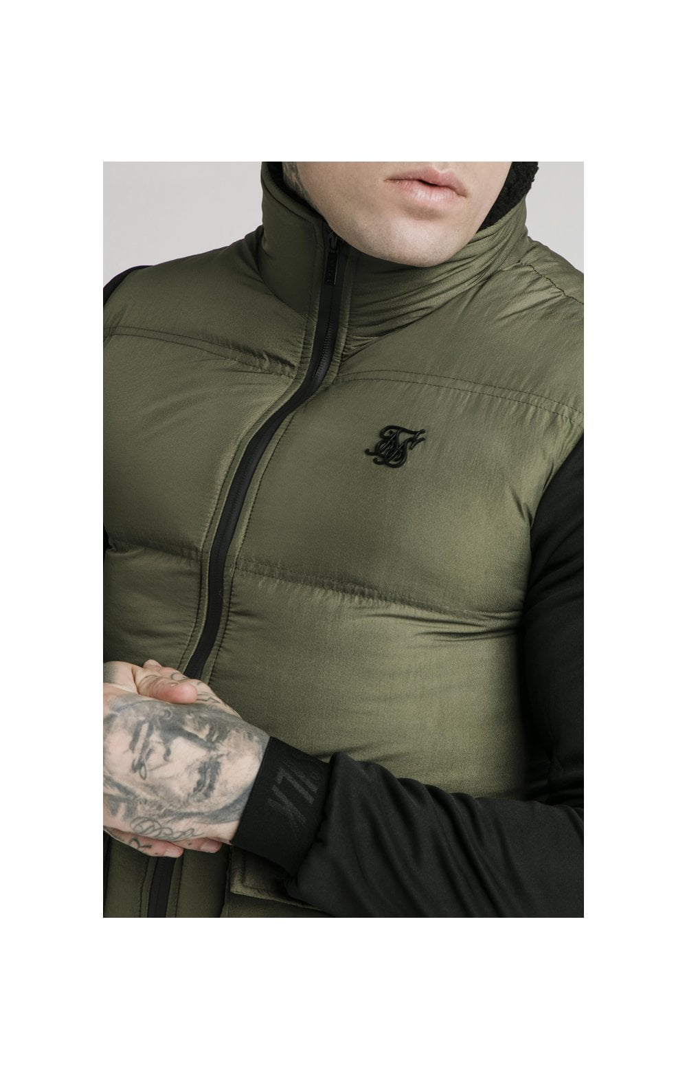 Load image into Gallery viewer, SikSilk Neo Instinct - Khaki (1)