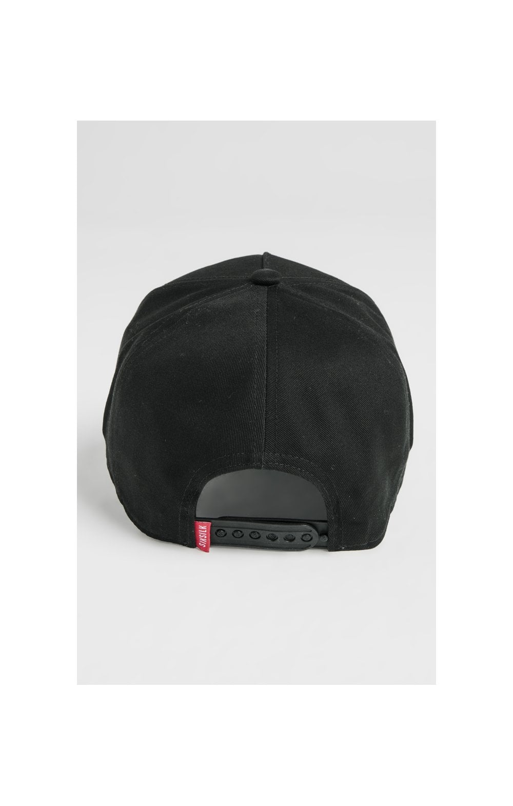 SikSilk Patch Full Trucker - Black (3)