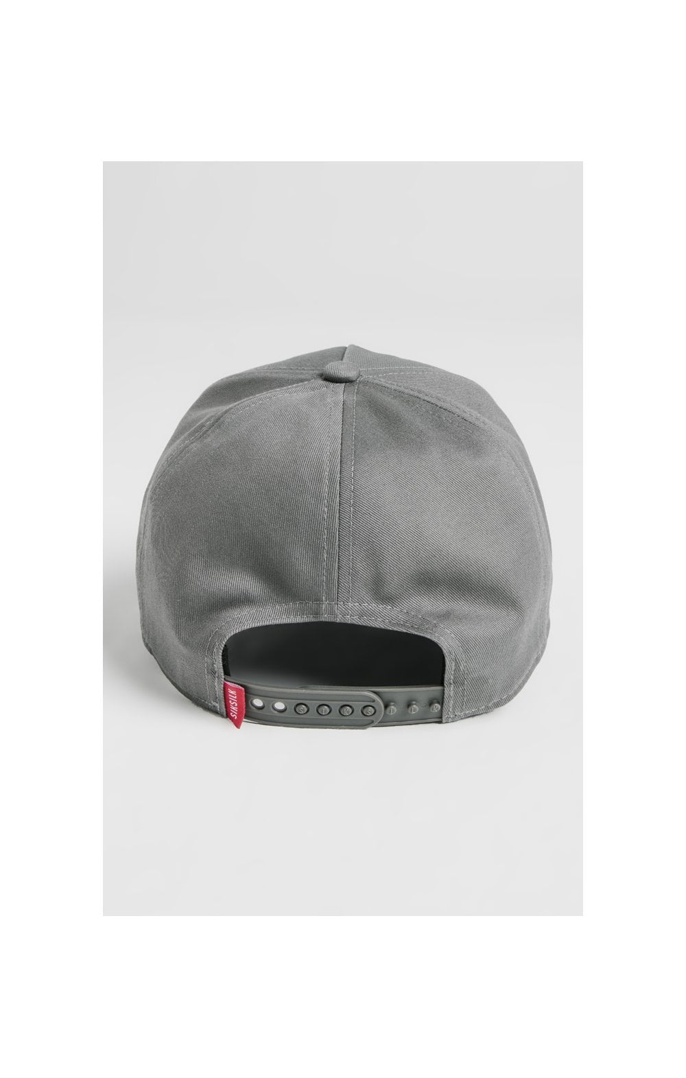 Load image into Gallery viewer, SikSilk Full Trucker - Light Grey (2)