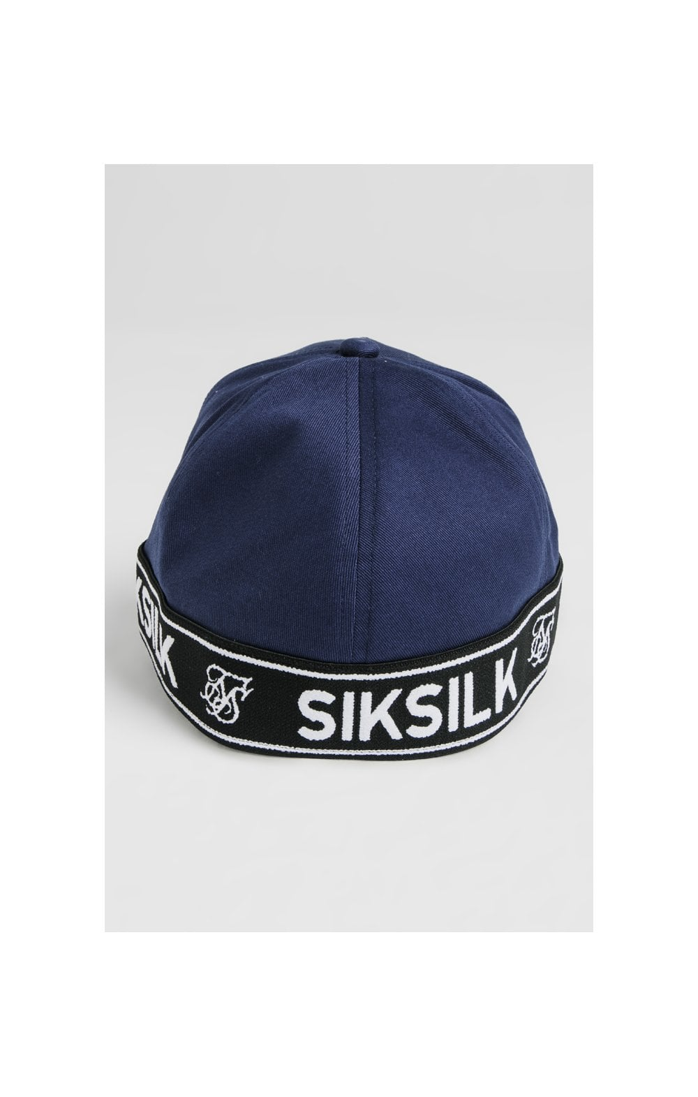 SikSilk Stretch Fit Full Trucker - Navy (7)