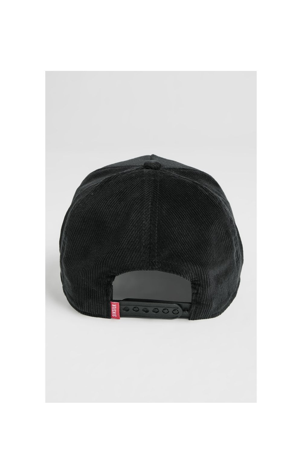 Load image into Gallery viewer, SikSilk Corduroy Full Trucker - Black (6)