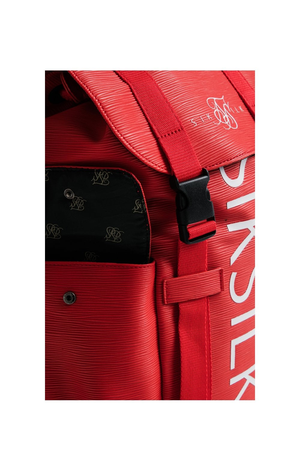 SikSilk Elite Backpack- Red (1)