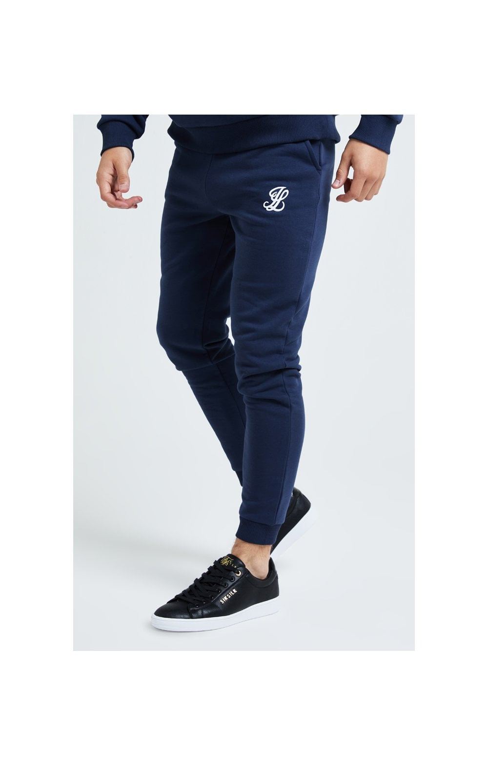 Illusive London Core Joggers – Navy