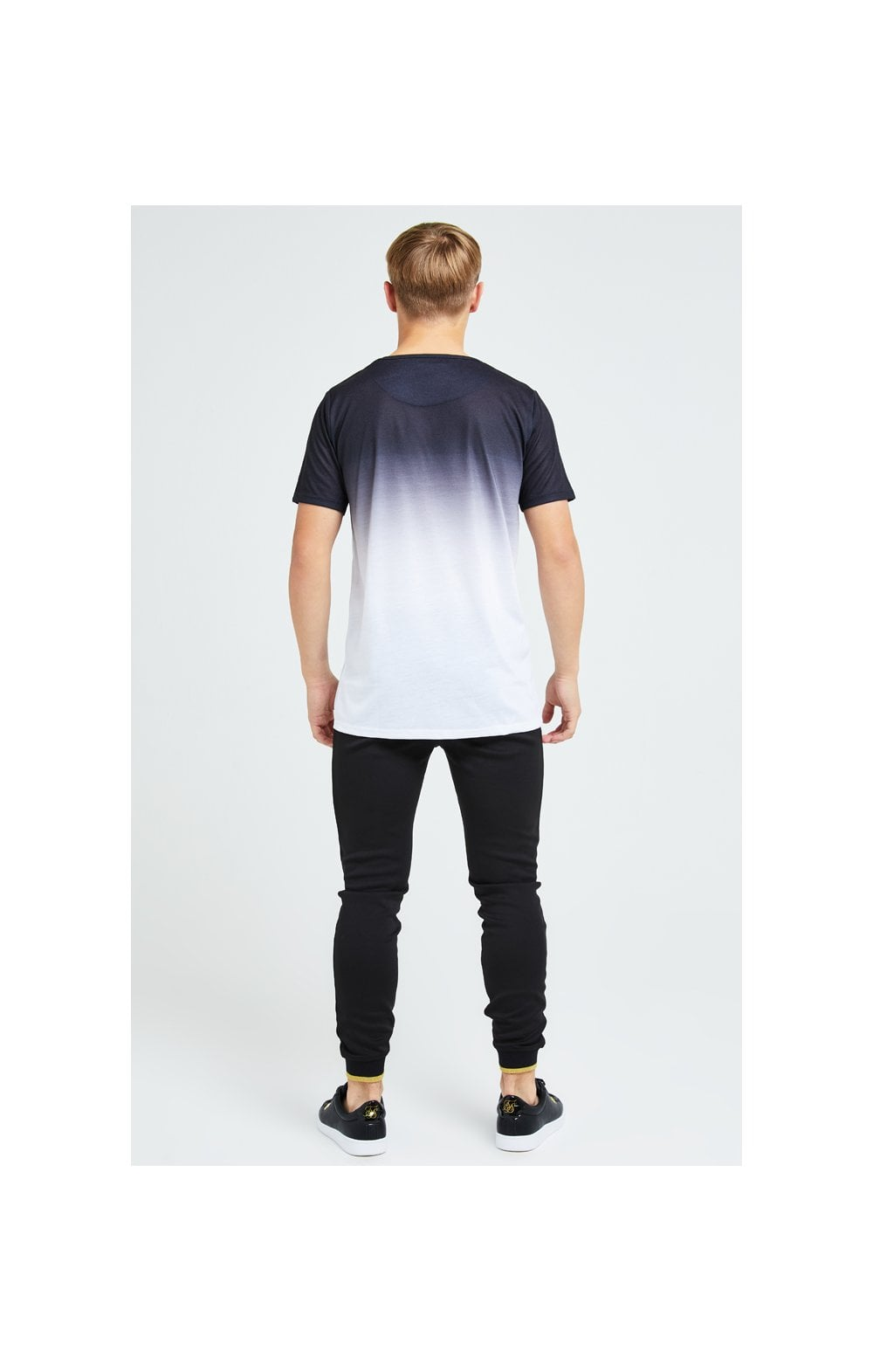 Illusive London Sovereign Fade Tee - Black & White (5)