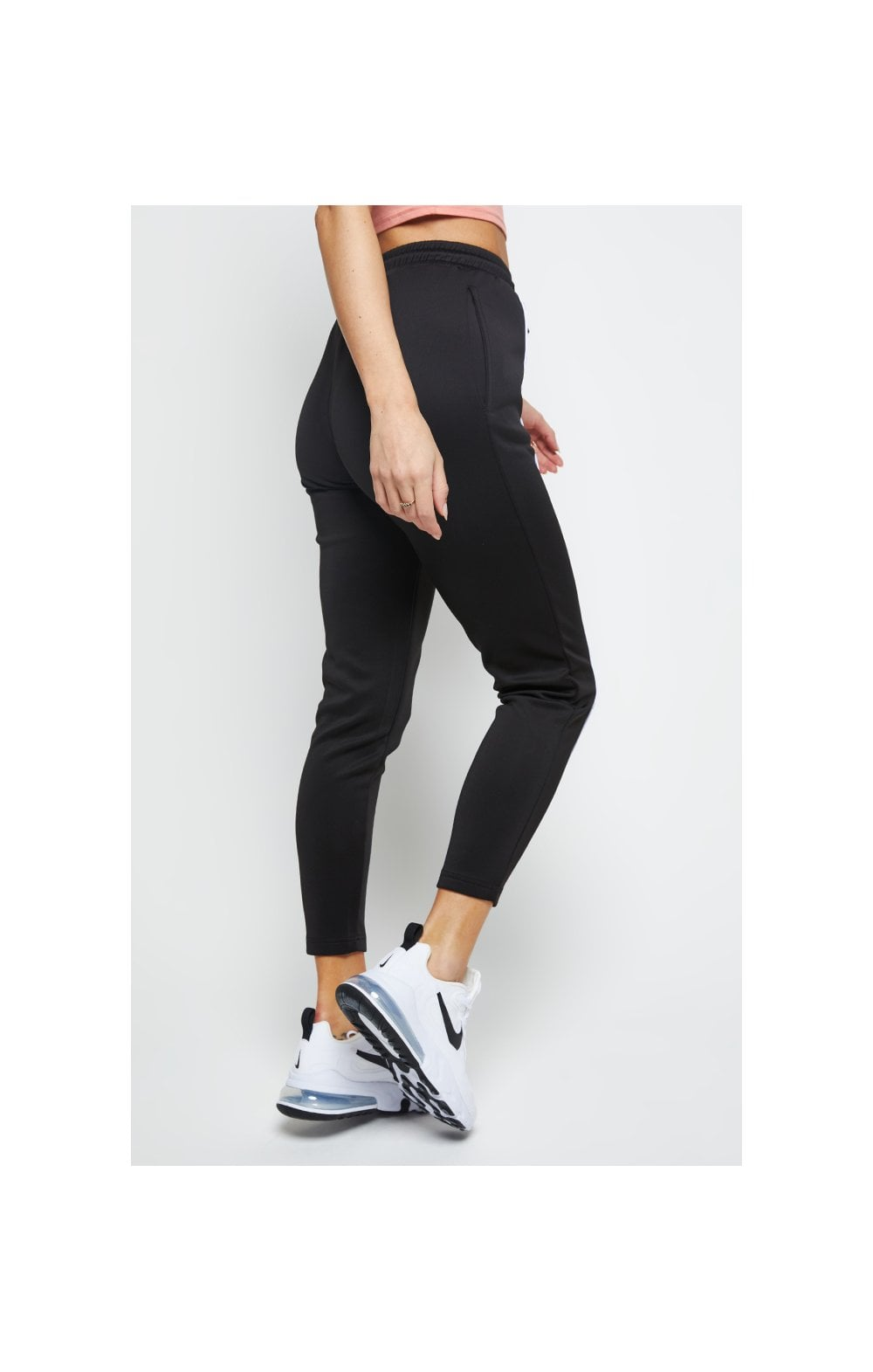 SikSilk Duality Track Pants – Black (4)