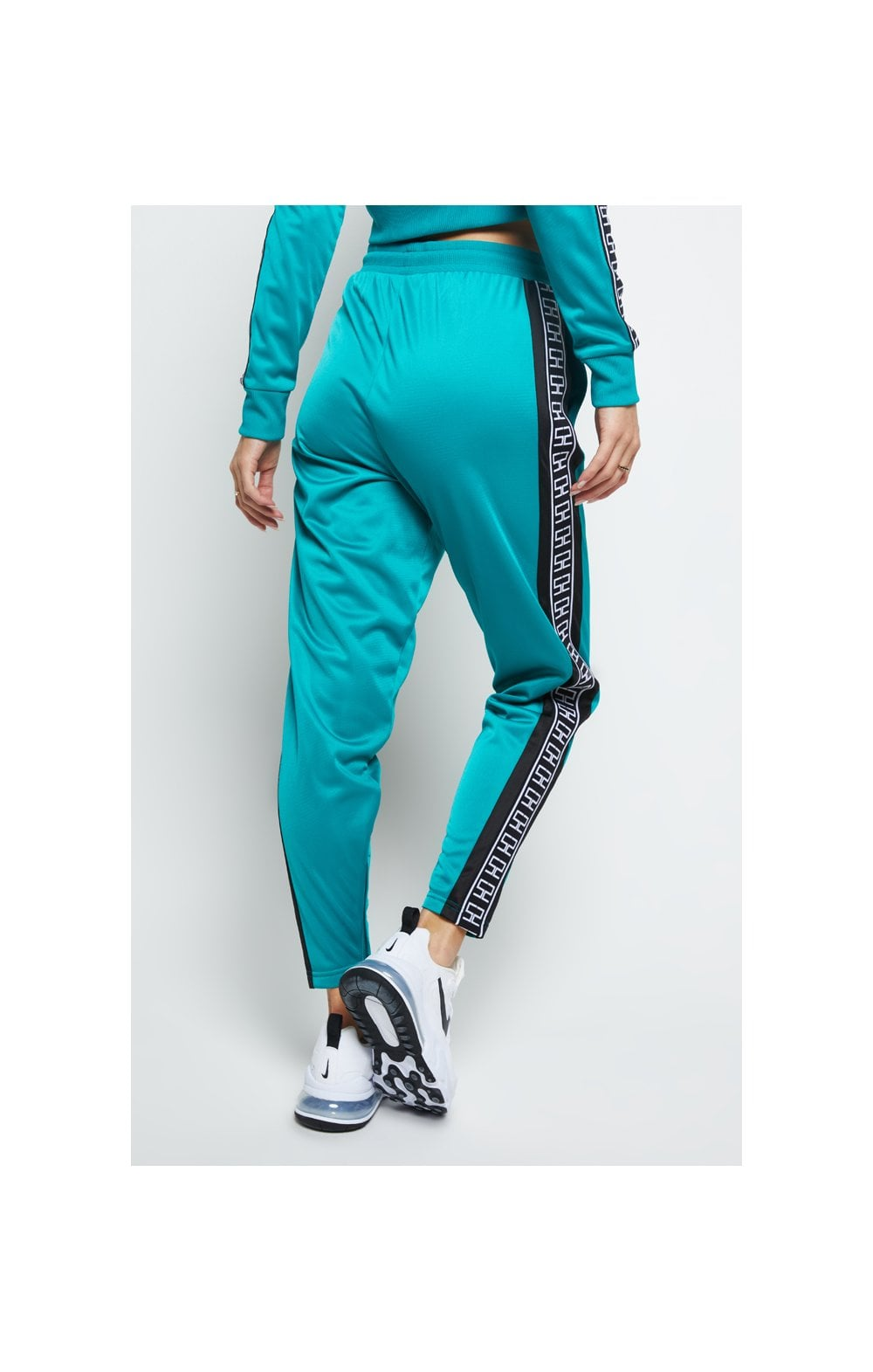 Load image into Gallery viewer, SikSilk Azure Track Pants - Teal (4)
