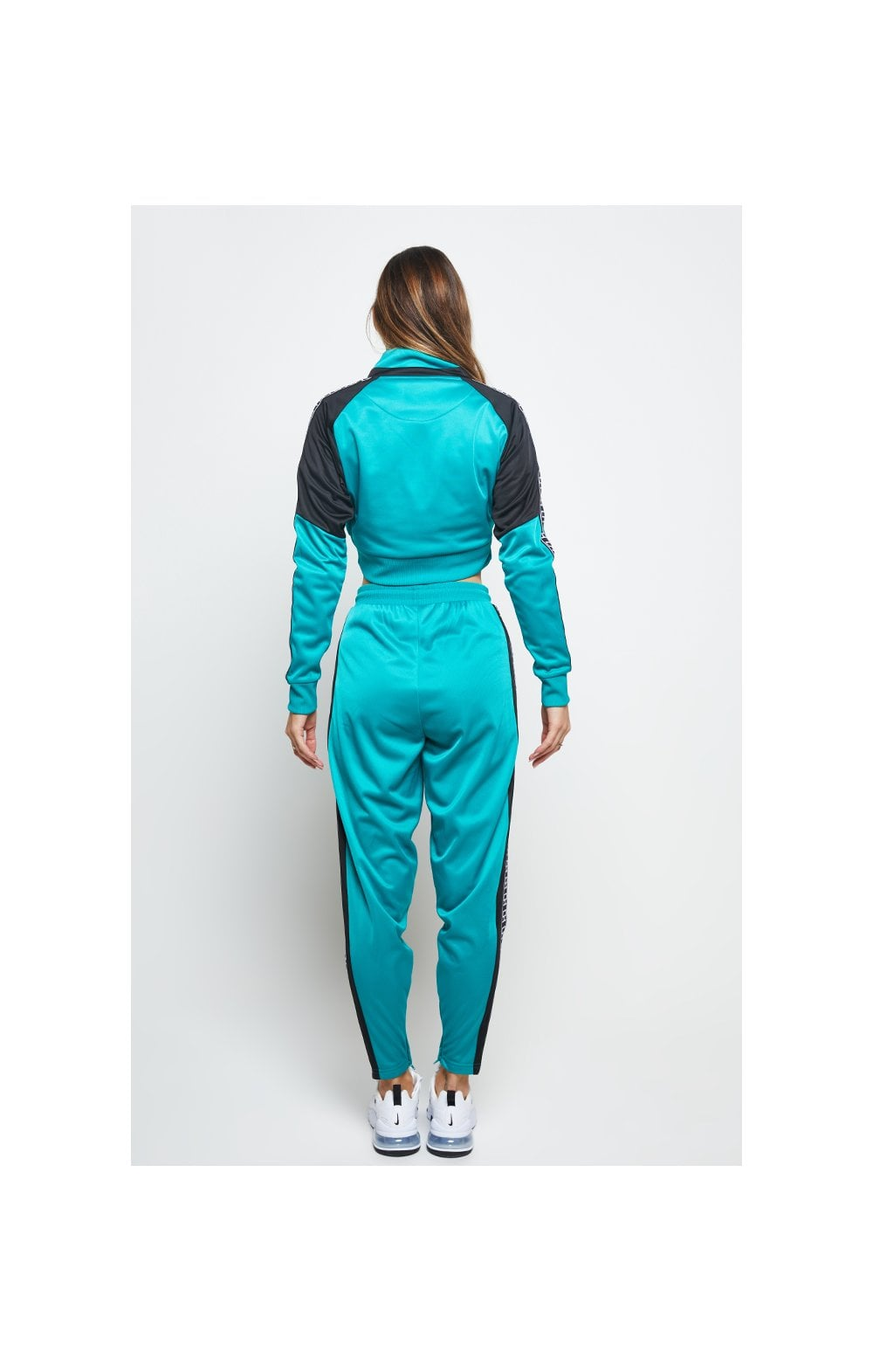 Load image into Gallery viewer, SikSilk Azure Track Pants - Teal (6)
